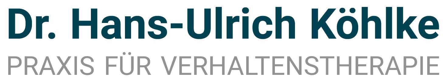 Dr. Hans-Ulrich Köhlke - Praxis für Verhaltenstherapie